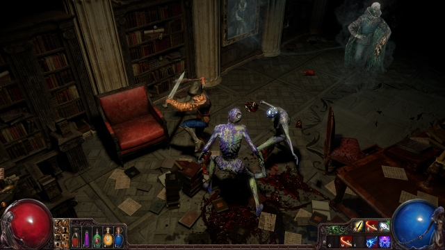 Path of Exile Screen