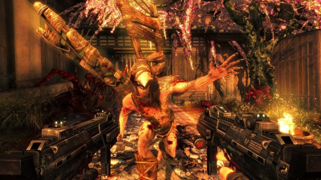 Shadow Warrior Screen