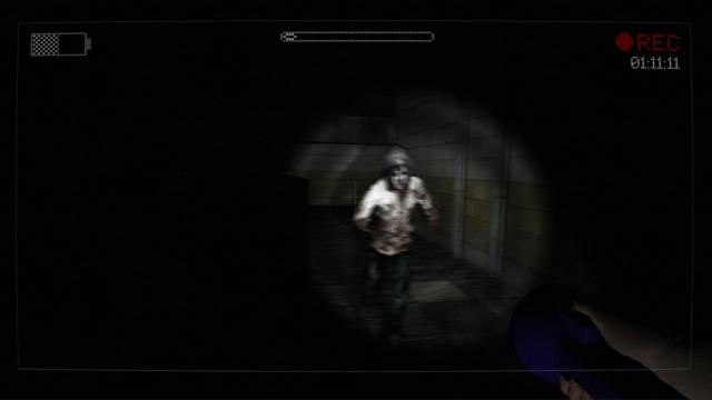 Slender Arrival Screen