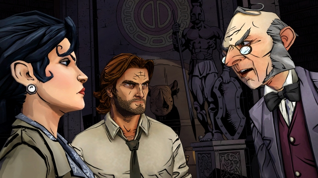 Wolf Among Us Screen