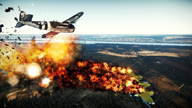 War Thunder Screen